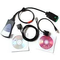 Lexia 3 Full Chip, Revision C. Peugeot+Citroen диагностический адаптер. DiagBox 8.55 (7.855) в комплекте!, фото 1