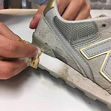 Очиститель для обуви Coccine sneakers line whitener 75 мл