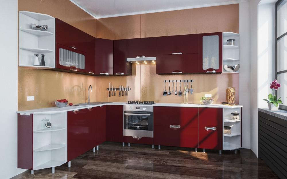 Кухня Адель люкс