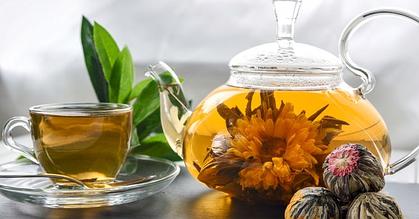 Зимние посиделки с чаем