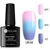 Термо гель-лак для ногтей маникюра термолак 7.5мл UR Sugar, UR-08