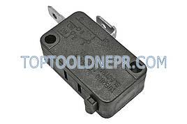 Микровыключатель для электропилы, 2-ва контакта