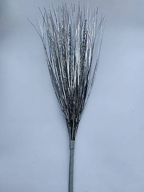 Трава берграс с колосом ( серебро), фото 2