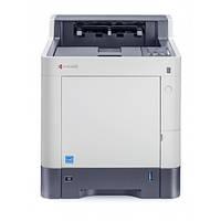 Принтер лазерний кольоровий Kyocera ECOSYS P6235cdn, фото 1