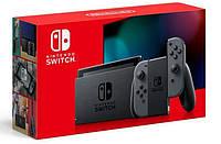 Nintendo Switch Gray — обновлённая версия, фото 1