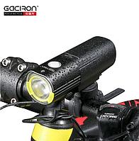 Велосипедна фара Gaciron V9S-1000 IPX6 1000 люмен 4500мАч + виносна кнопка на кермо, фото 1
