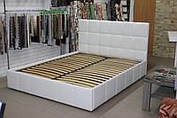 Кровать Лион в мягкой обивке