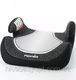 Дитяче автокрісло-бустер Nania Topo Comfort Black
