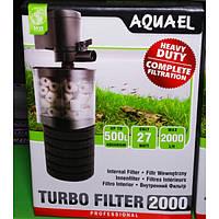 Aquael 109405 Turbo Filter 2000 л/ч внутренний фильтр для аквариума 350-500 л