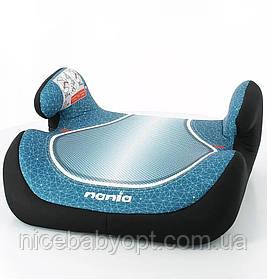 Дитяче автокрісло-бустер Nania Topo Comfort Blue