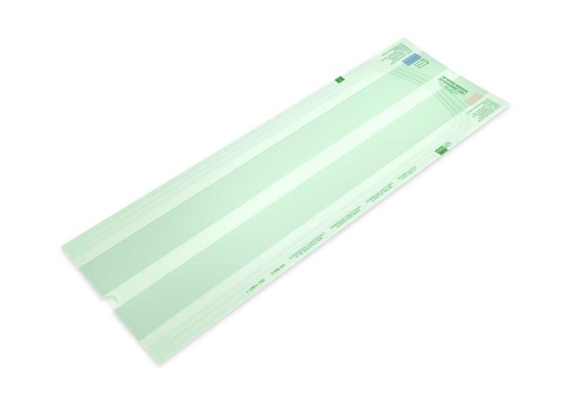 Пакет для стерилизации Steriking со складкой  100x50x300 мм