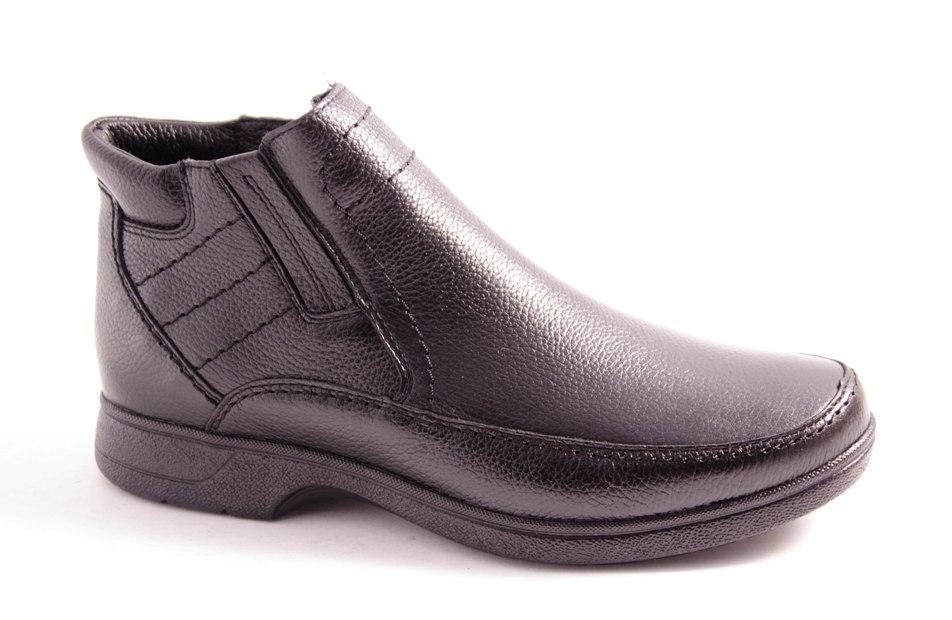 Ботинки мужские черные Romani 4670405/2 р.40-45