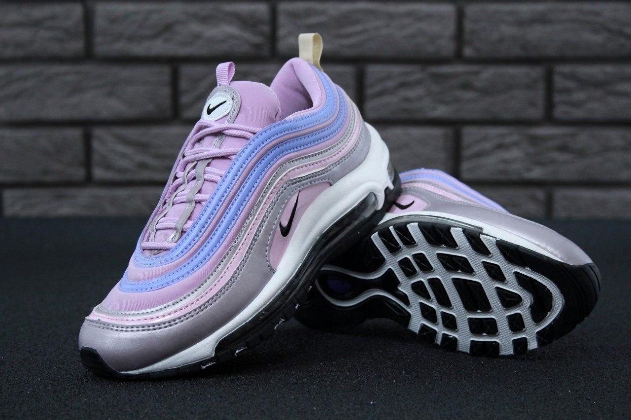 Кроссовки женские Nike Air Max 97 30800 розовые