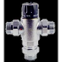"""FADO Смесительный трехходовой клапан 1"""" для отопления"""