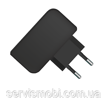 Зарядний пристрій с USB 1A black
