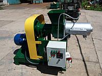 Пресс экструдер для изготовления топливных брикетов ПБ-200, фото 1