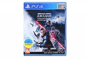 Диск PlayStation 4 Зоряні Війни: Джедаї, Полеглий Орден