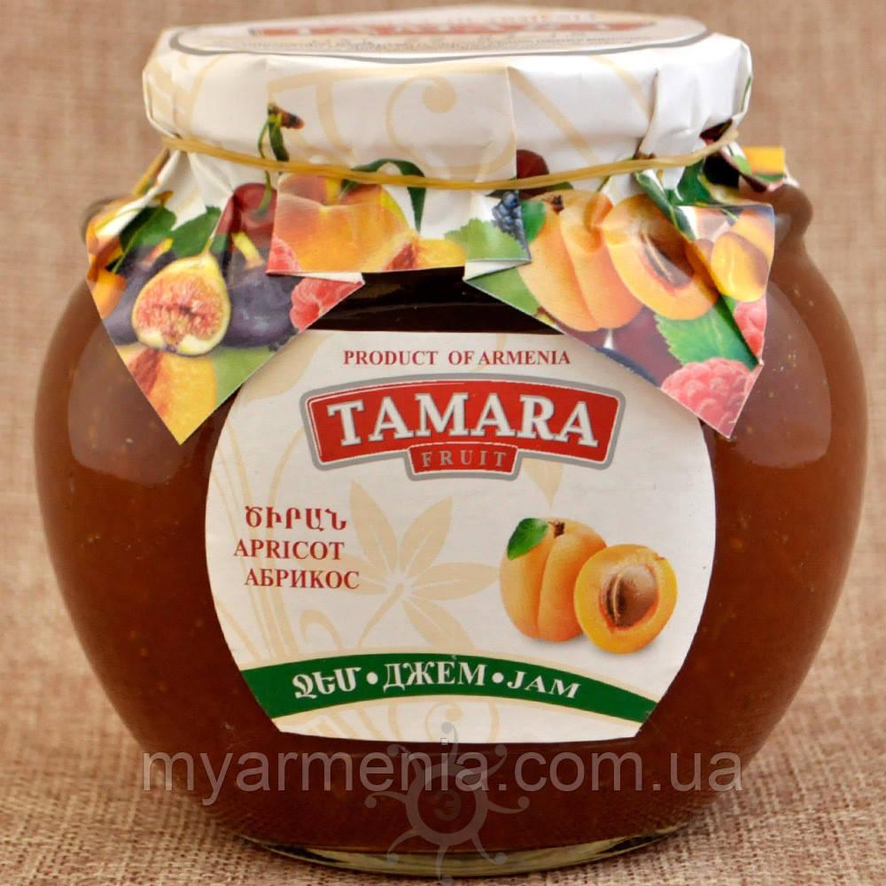 Варення з абрикосів Тамара, 400г
