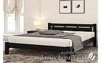 """Двуспальная деревянная кровать """"Теа"""" 140х190"""