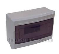 Коробка для наружного монтажа  на 12 автоматов