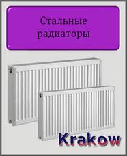 Польські сталеві радіатори Krakow