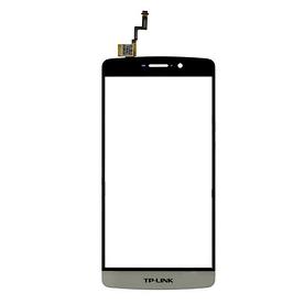 Сенсор (Тачскрин) для TP-LINK Neffos C5 Max (Белый) Оригинал Китай