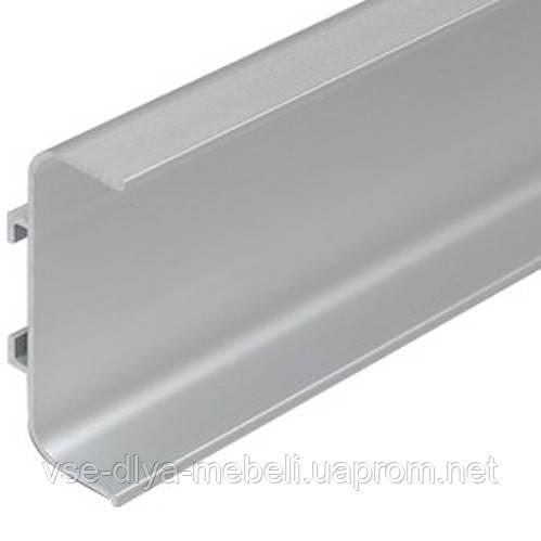 142600 Профиль-ручка Gola алюминий C-образная L-2,75 м
