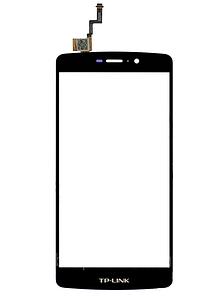 Сенсор (Тачскрин) для TP-LINK Neffos C5 Max (Черный) Оригинал Китай