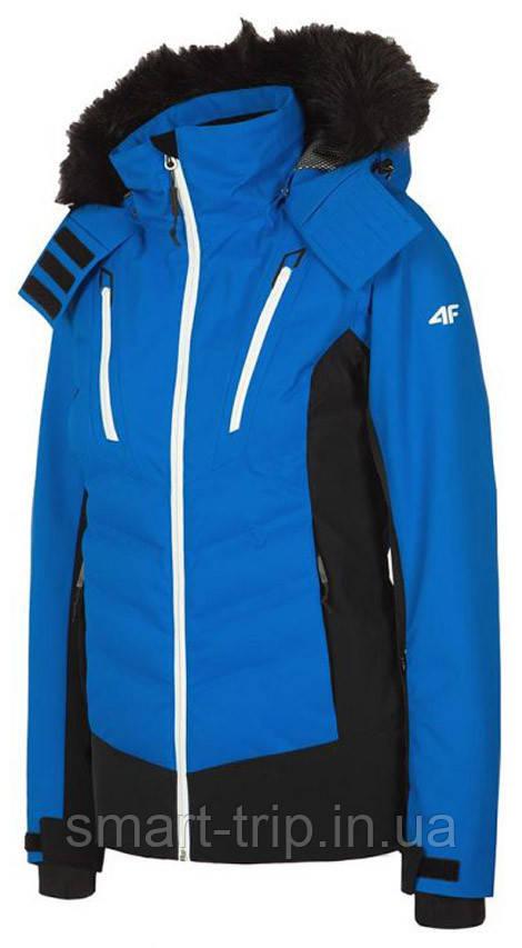 Женская лыжная куртка 4F S 2020 cobalt (H4Z19-KUDN010-36S-1)