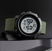 Спортивные мужские часы Skmei 1426 Green white