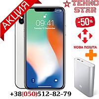 АКЦИЯ! Смартфон Apple iPhone 10 X 128Гб. Точная версия копии КОРЕЯ! Гарантия 1 Год! Без предоплат.