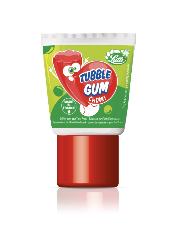 Tubble Gum Жевачка в тюбике со вкусом вишни