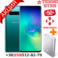 АКЦИЯ! Смартфон Samsung Galaxy S10 128Гб. Точная версия копии КОРЕЯ! Гарантия 1 Год! Без предоплат.