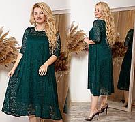 Платье женское 8136св батал