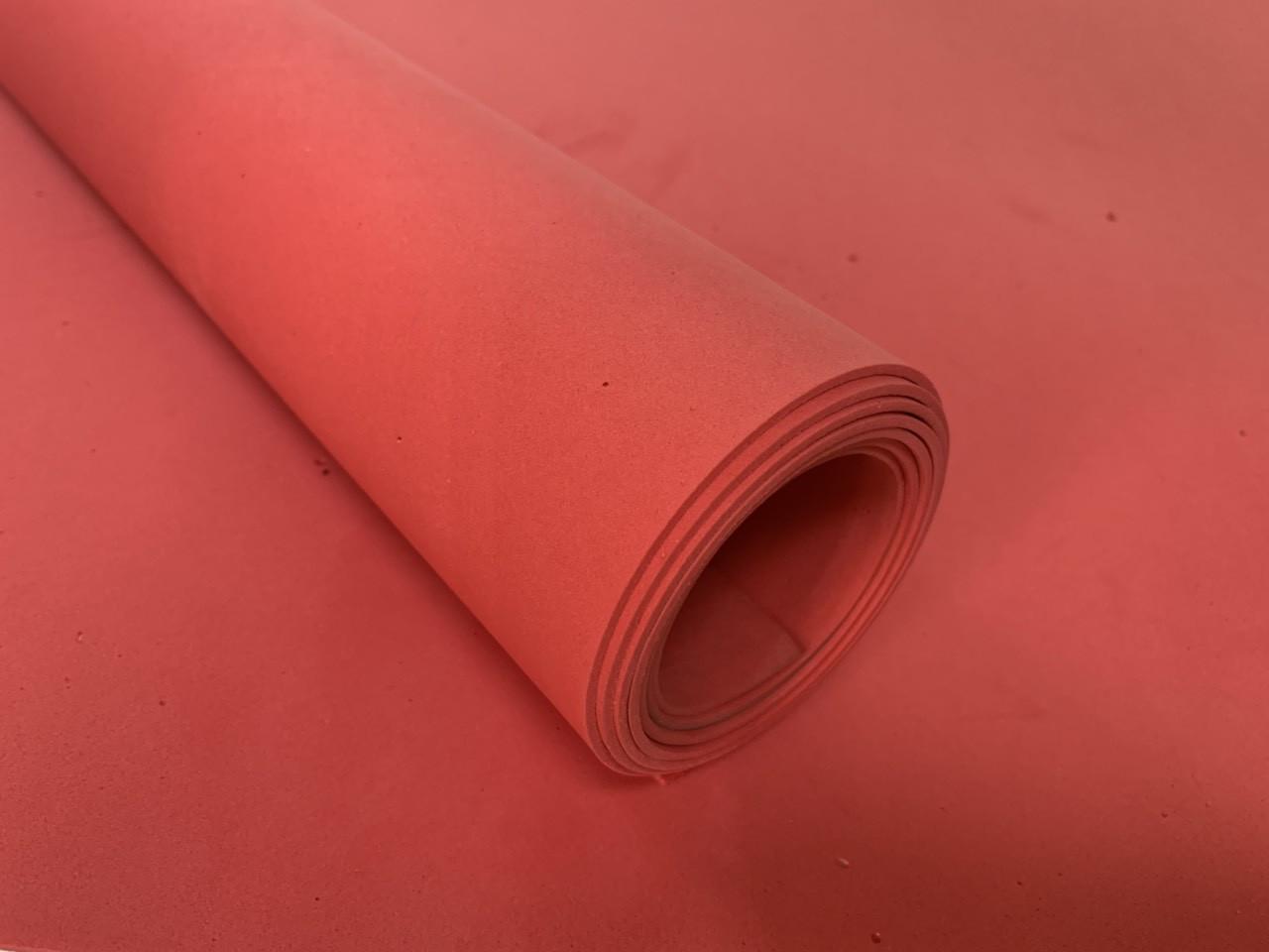 Эва, фоамиран 2 мм 100х150 см красная