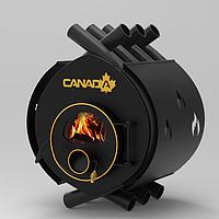 Булерьян Canada  (Канада) классик-ОО со стеклом и кожухом до 100 м3