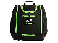 Сумка для гірськолижних черевиків Dalbello Deluxe Boot Bag Black Green 2019