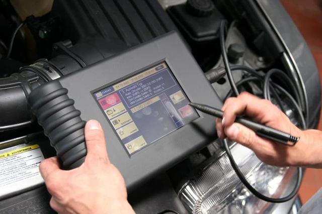 Компьютерная диагностика двигателя