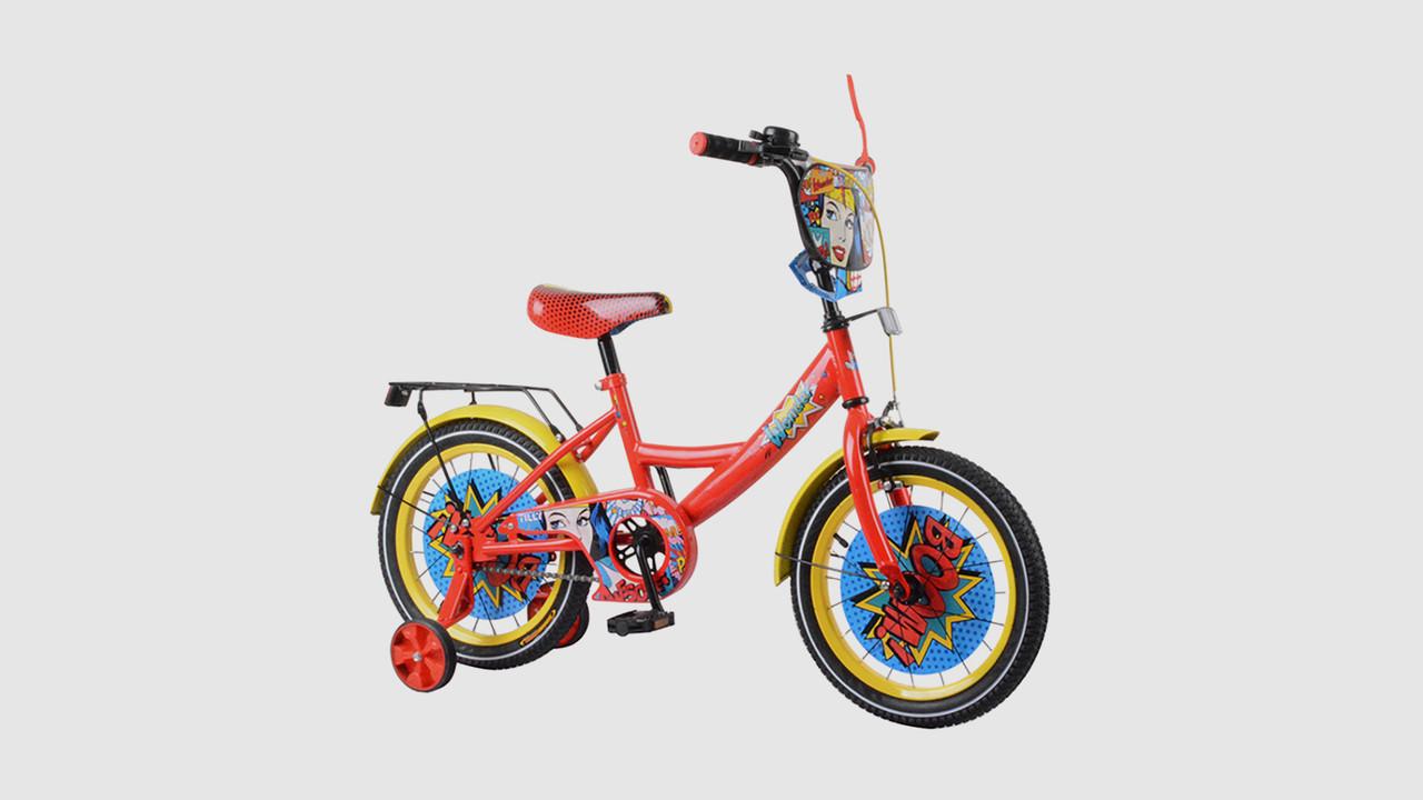 Велосипед Tilly Wonder.T-216219. 16 д.
