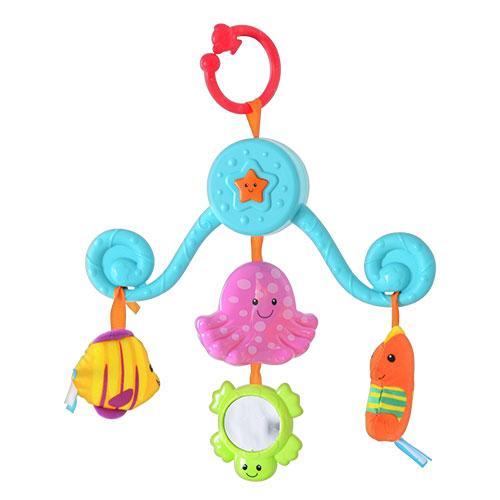 Подвеска на коляску морские животные 0700 NL игрушка для малышей