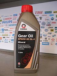 Трансмиссионное масло Comma gl-4 80w90