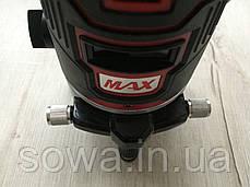 ✔️ Лазерный уровень, нивелир Max MXNL 03 + штатив, фото 2