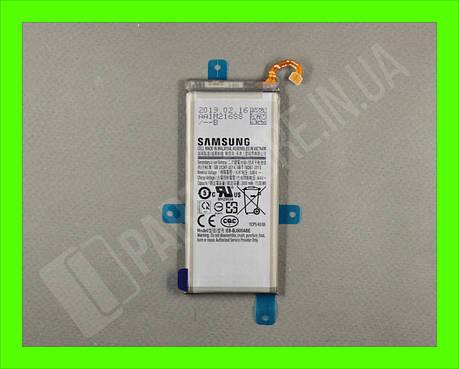 Аккумулятор Samsung j600 j6 2018 (EB-BJ800ABE) GH82-16865A сервисный оригинал, фото 2