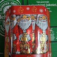 Новогодний шоколадные дед Мороз .Набор