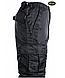 Штани чоловічі зимові утеплені МА-1 чорні Mil-tec Німеччина, фото 4
