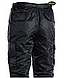 Штани чоловічі зимові утеплені МА-1 чорні Mil-tec Німеччина, фото 3
