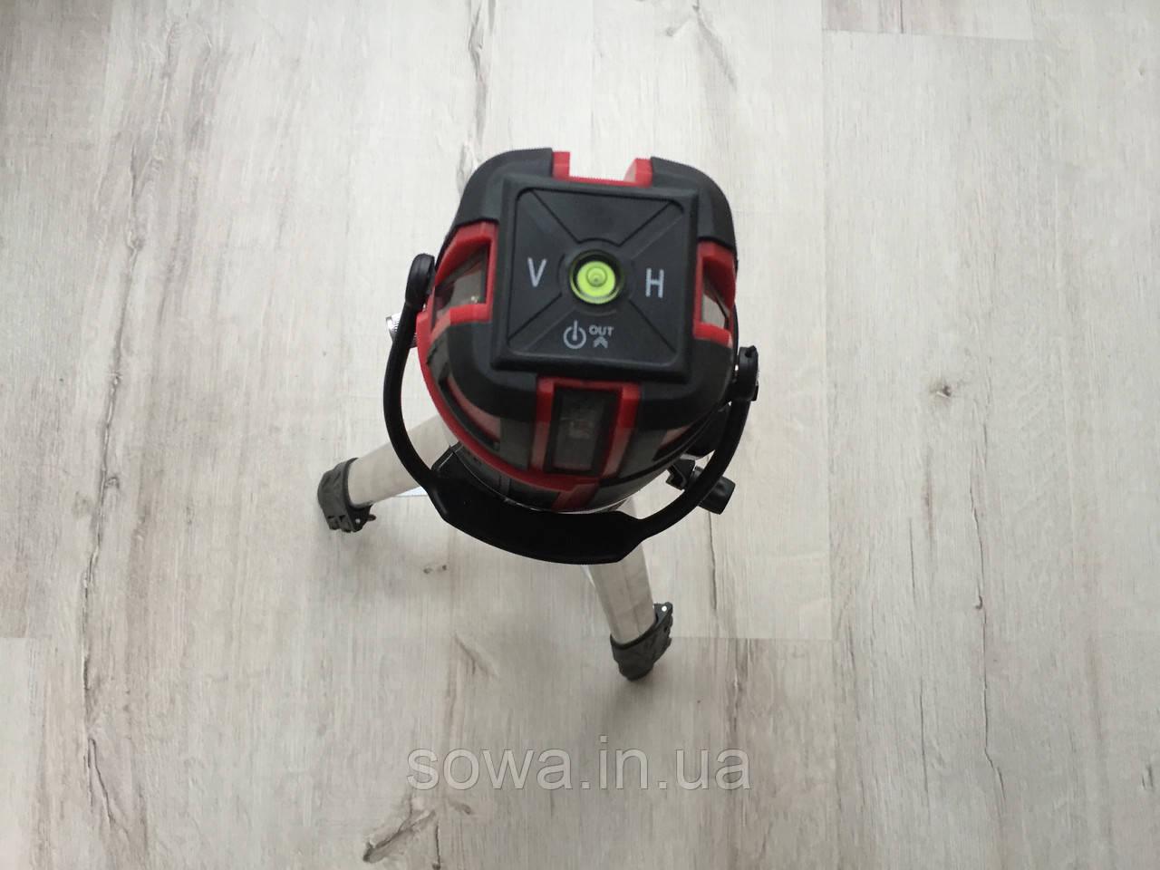 ✔️ Лазерный уровень, нивелир Max MXNL 03