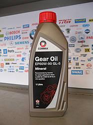 Трансмиссионное масло Comma gl-5 80w90