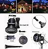 Лазерный проектор для дома Christmas Laser Projector 16 картриджей | гирлянда лазерная подсветка для дома, фото 10