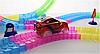 Детский игрушечный трек для машинок на пульте управления DAZZLE TRACKS 187 деталей   конструктор трасса, фото 4